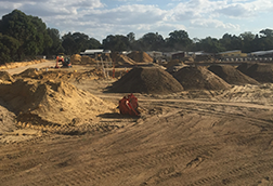 Site Preparation and Bulk Earthworks