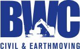 BWC Civil & Earthmoving logo